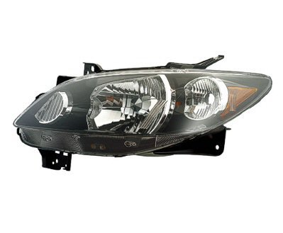 Passenger Side with Install kit 2011 Kenworth Conventional Side Roof Mount Spotlight 6 inch -Black 100W Halogen