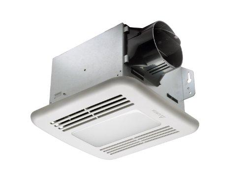 Delta Breez Greenbuilder 80 Cfm Exhaust Fan With Led Light