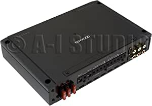 Kenwood XR900-5 eXcelon Reference Fit Five-Channel Digital Power Amplifier