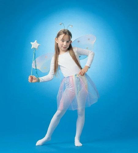 Peter Alan 6514 Rainbow Fairy Child Costume Accessory Kit