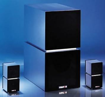 Visaton 5936 Enceinte pour MP3 & Ipod Bleu