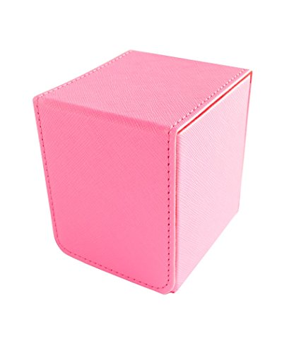 Dex Protection - Small Magnetic Flip Deck Box - Creation: Life (Pink)
