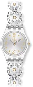 Swatch Irony Damen-Armbanduhr Crystal Lace Lk 294G