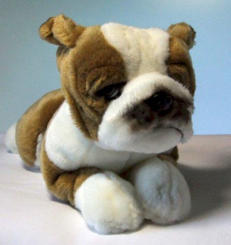 Plüschhund Hund Bulldogge 30 cm Kuscheltier