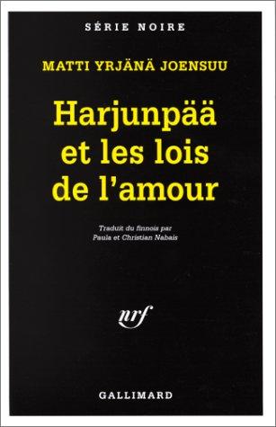 Harjunpää et les lois de l'amour