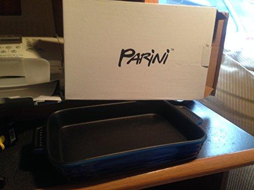 Parini Square Baker TWO Tone Blue (Parini Cookware compare prices)