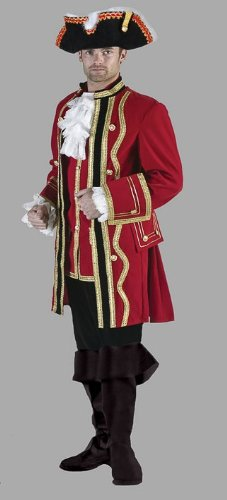 Adult Captain Hook Costume 28f8f6c43a48