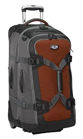 Eagle Creek Take 2 Orv Trunk 30 Wheeled Luggage, Red Clay/Gray