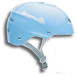 Kryptonics Women's Kore Series Multi-Sport Helmet (Small/Medium, Lady Blue)