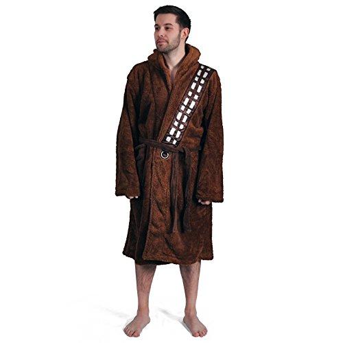 Star Wars uomo l'accappatoio markenproduct Chewbacca ltext un cappotto con cappuccio