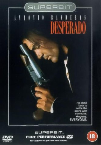 Desperado --Superbit [DVD] [1996]