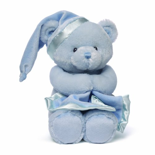 Gund My First Teddy Bear Keywind Musical Stuffed Animal