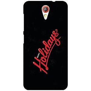 HTC Desire 620 Back Cover - Holidays Designer Cases