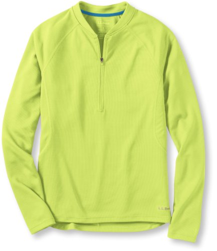 Image of L.L.Bean Comfort Cycling Jersey Long Sleeve Women's (B002N2OEV4)