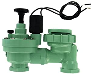 Lawn Genie 54000 150 Psi Rj Anti Siphon Valve With Flow Control Automatic Lawn