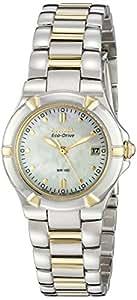 Citizen Women's EW1534-57D Eco-Drive Riva Two-Tone Watch