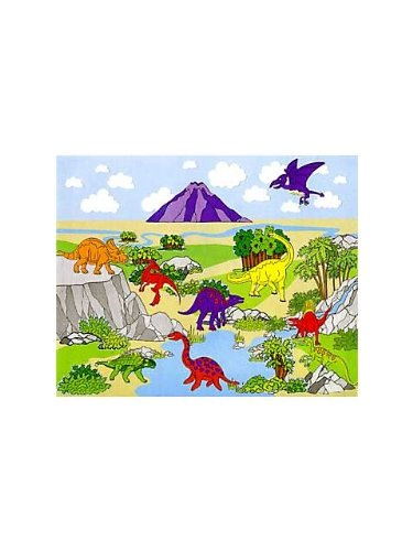Fun Express Kids 12 Design Your Own Dinosaur Stickers