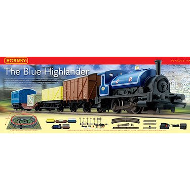Hornby The Blue Highlander