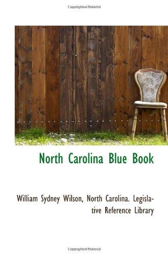 North Carolina Blue Book
