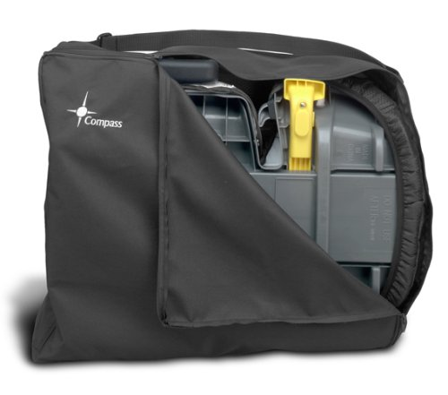 The First Years Carry Bag For Compass Booster (Discontinued by Manufacturer) - 1