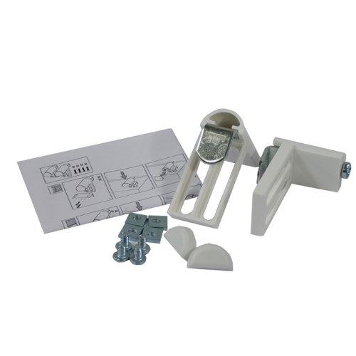 Madura 7456 Support de Store en PVC Blanc