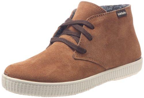 VictoriaSafari Serraje - Pantofole a Stivaletto Unisex - Adulto , Beige (Beige (Camel)), 40 EU