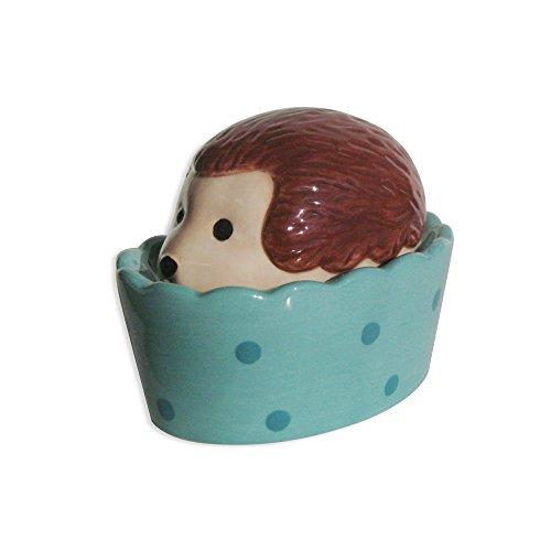 Gund Baby Inspiration Loved Hedgehog Box, Blue