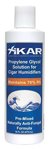 Xikar Humidifier Solution 16 Oz. (1, white) (Cigar Humidor With Humidifier compare prices)