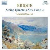 Bridge: String Quartets Nos. 1 and 3