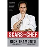 img - for Scars of a Chef: The Searing Story of a Top Chef Marked Forever by the Grit and Grace of Life in the Kitchen (Hardback) - Common book / textbook / text book