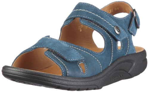 Ganter AKTIV Fabia, Weite F Fashion Sandals Womens Blue Blau/indigo Size: 3.5 (36 EU)
