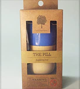 The Pill by Terra Kendama - Kendama USA - Blue