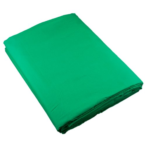 PhotoSEL BK11CG Chroma Key Green Screen 100% 
