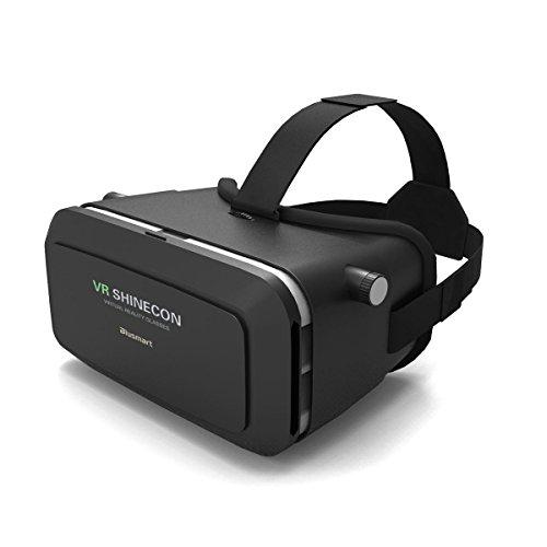 blusmart 3d vr brille 3d vr headset virtual reality box. Black Bedroom Furniture Sets. Home Design Ideas