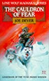 Lone Wolf 9 The Cauldron of Fear (0099512106) by Dever, Joe