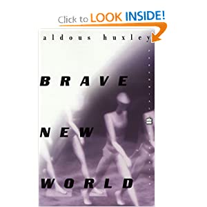Amazon.com: Brave New World (9780060929879): Aldous Huxley: Books