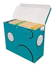Boxa BRICK PLUS   Office Supplies Box, 6 per Pack (6-BP03-0-BB-06)
