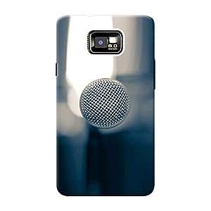Inkif Printed Designer Case For Samsung I9100 Galaxy S Ii Multi-Coloured