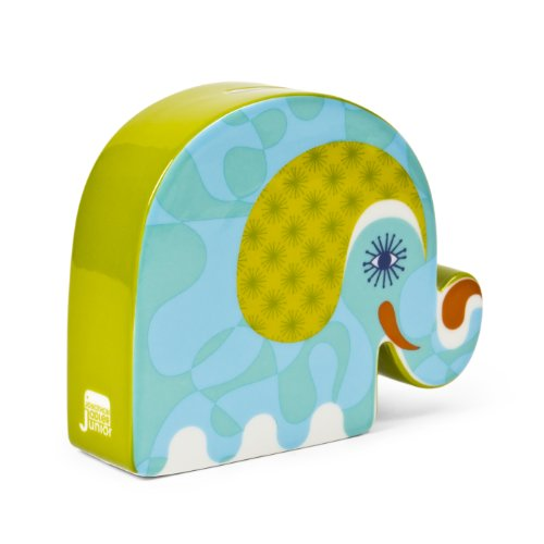Jonathan Adler Multi Colored Elephant Bank