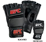 Gungfu UFC MMA Training Boxing Gloves – Color: Distressed, Size: Adult Small/Medium