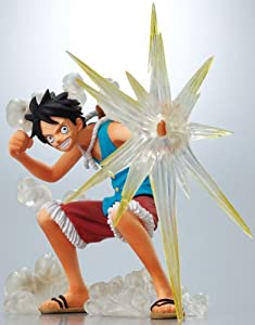 One Piece Attack Motions Vol. 4 Figur: Monkey D. Ruffy