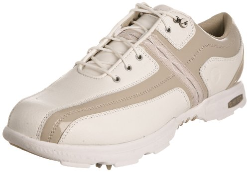 Hi-Tec Women's Covent Garden Women's White/Stone Golf Shoe G001258/012/01 5.5 UK