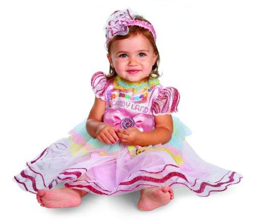 Candyland Infant costume