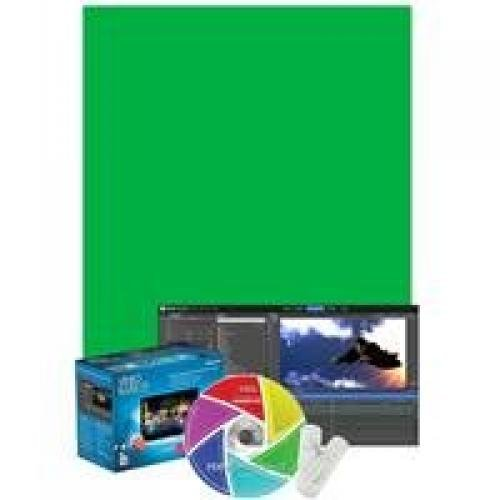 Westcott Illusions Video Green Screen Software Lite Bundle