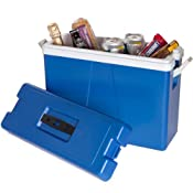 10 Litre Slim Easy Carry Cool Box Cooler Coolbox: Amazon.co.uk: Garden & Outdoors