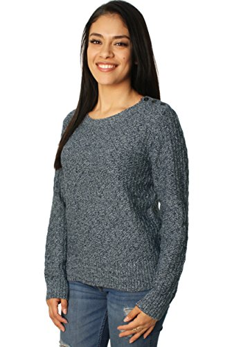 Banana-Republic-Womens-Pullover-Shoulder-Button-Sweater