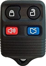 2000-2008 Ford Focus Keyless Entry Remote Key Fob w/ Free DIY Programming Instructions