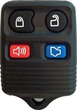 2000-2008 Ford Focus Keyless Entry Remote Key Fob w/ Free DIY Programming Ins...