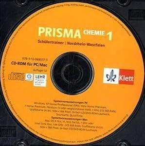 Prisma Chemie. Schüler-Trainer 1. CD-ROM 5./6. Schuljahr. Ausgabe für Nordrhein-Westfalen