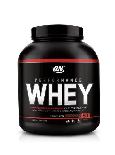 (NEW) Performance Whey Chocolate - 4.3 LB.